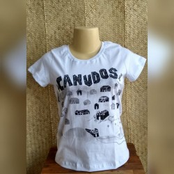 T SHIRT CANUDOS 1