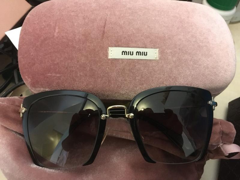Óculos de Sol Feminino Miu Miu MU52RS