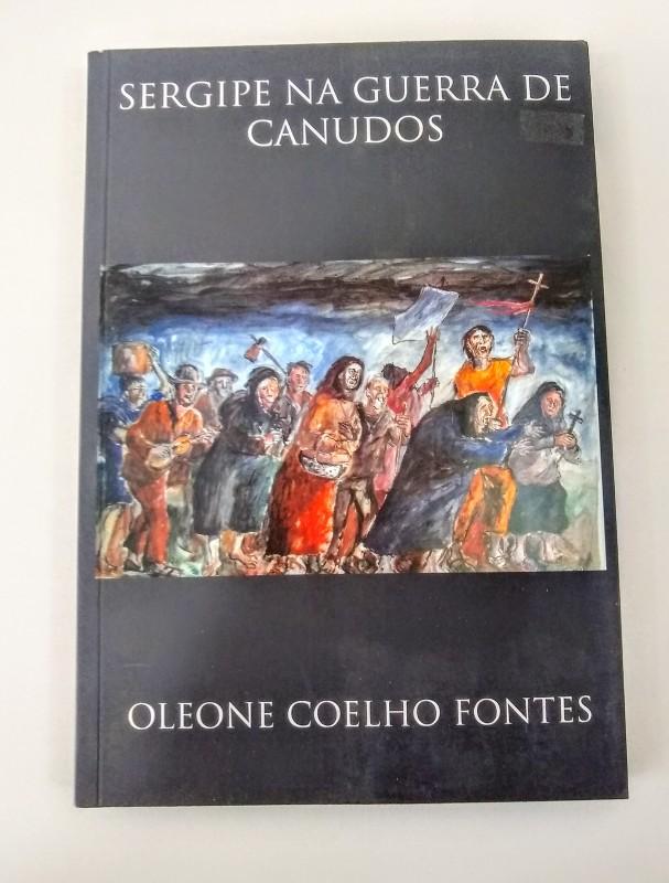 LIVRO: SERGIPE NA GERRA DE CANUDOS