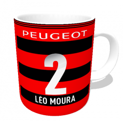 Caneca Flamengo - Camisa 2013 Copa do Brasil - Porcelana 325 ml 3
