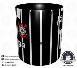 Caneca Corinthians - Camisa 1990 Neto - Listrada - Porcelana 325 ml 2