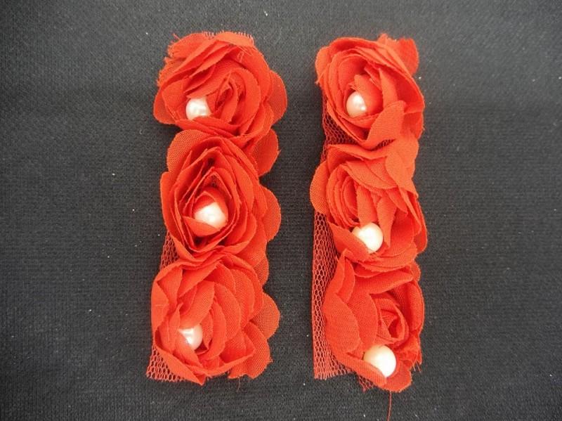 Flor Verão Vermelha