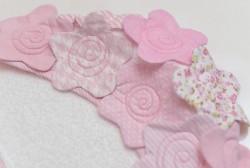 Toalha de Banho de Flores 1