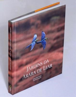 Livro Jardins da Arara de Lear