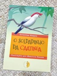 LIVRO: O SOLDADINHO DA CAATINGA 2