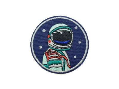 Patch Astronauta