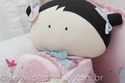 Boneca Tilda Toy menina G 4