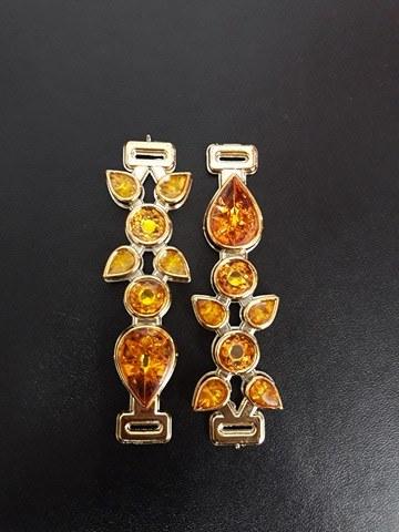 Gota ABS Dourado/Dourado