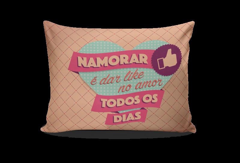 ad2c598a4 almofada like no amor