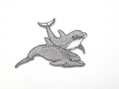 Patch Golfinhos