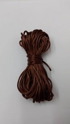 Fio de Seda Marrom Chocolate