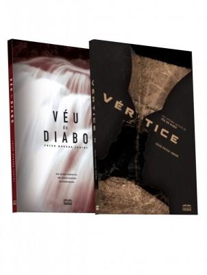 COMBO DETETIVE PALHARES: Véu do Diabo + Vértice + duas sacolinhas para presentear + frete grátis