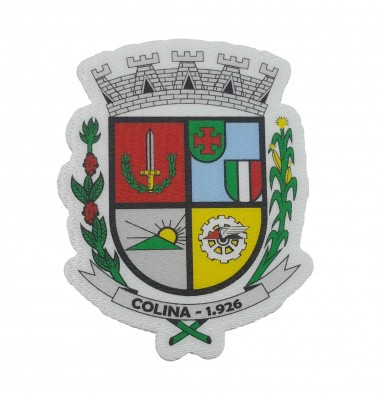 Patch Brasão Colina