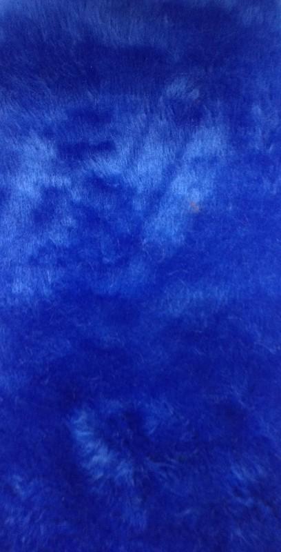 Pelúcia azul Royal