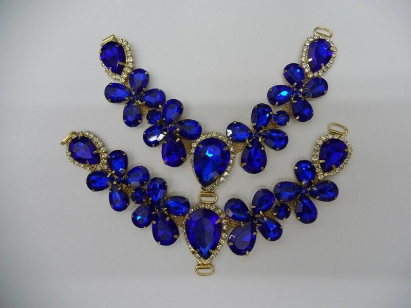 Cabedal Layka Azul