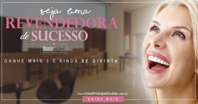 SEJA UMA REVENDEDORA ROSA LIMÃO