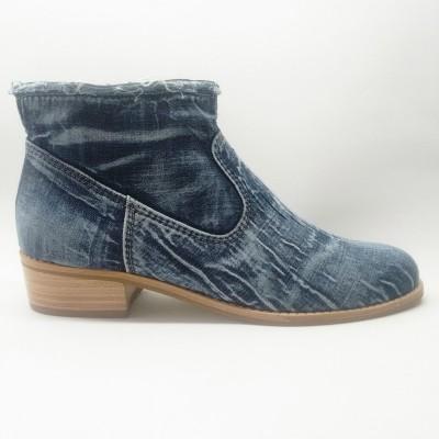 Biker Jeans Escura - de 179,00 por