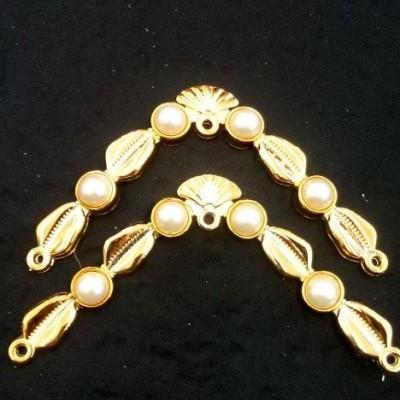 Concha Buzios Dourado ABS 025