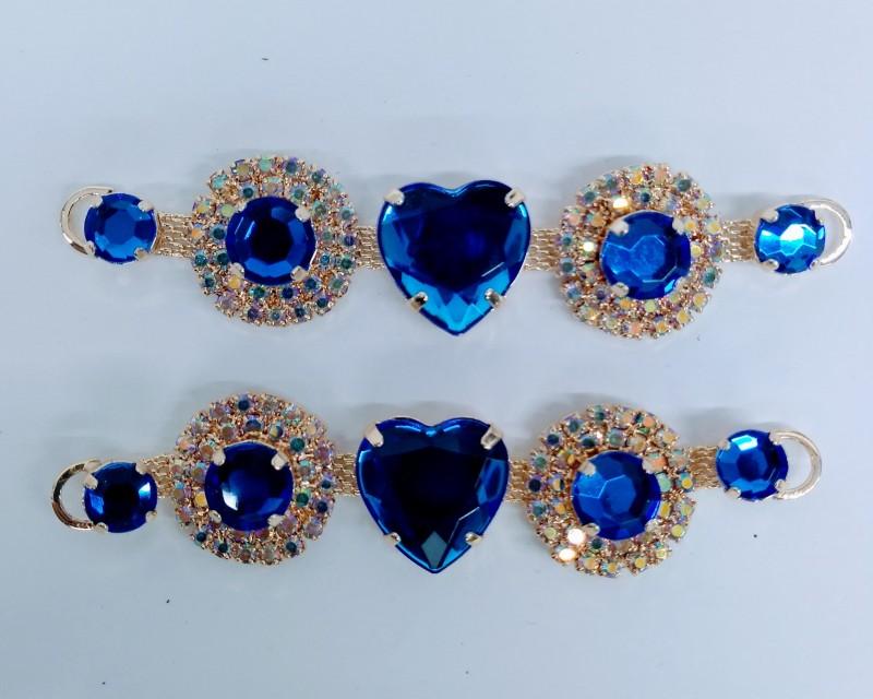 Pirlim Pimpim Azul Royal Nacional