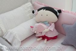 Boneca Tilda Toy menina G 2
