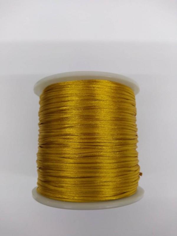 Fio de Seda Dourado  1º Qualidade