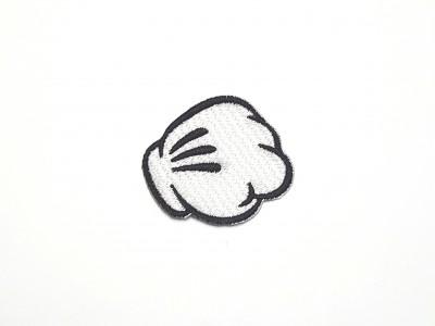 Patch Mãozinha Mickey Pedra