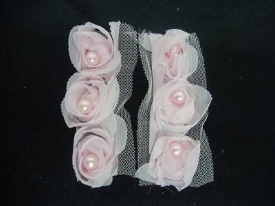 Flor Verão Rosa Bebe