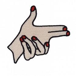 """Patch Mão """"Armada"""" 1"""
