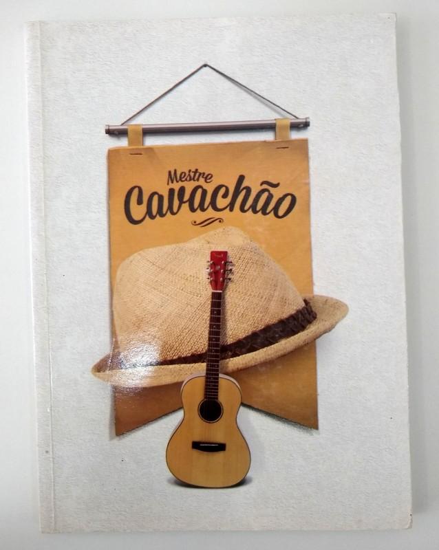 LIVRO:  MESTRE CAVACHÃO