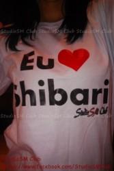 Camiseta 'Eu Amo...' 2