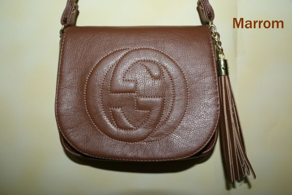 9cc35693f Bolsa Gucci Soho Chain
