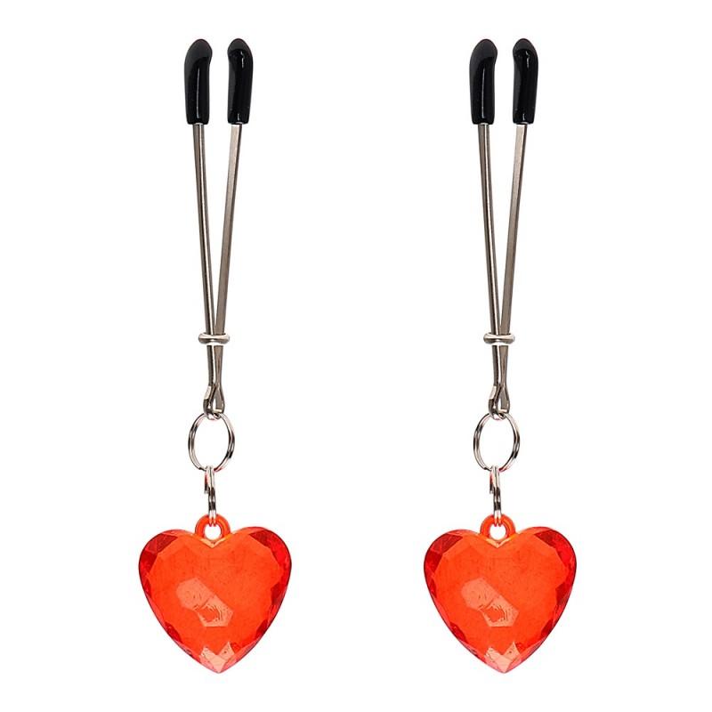 Clamps Pinça Coração