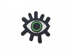 Patch Olho Verde 4