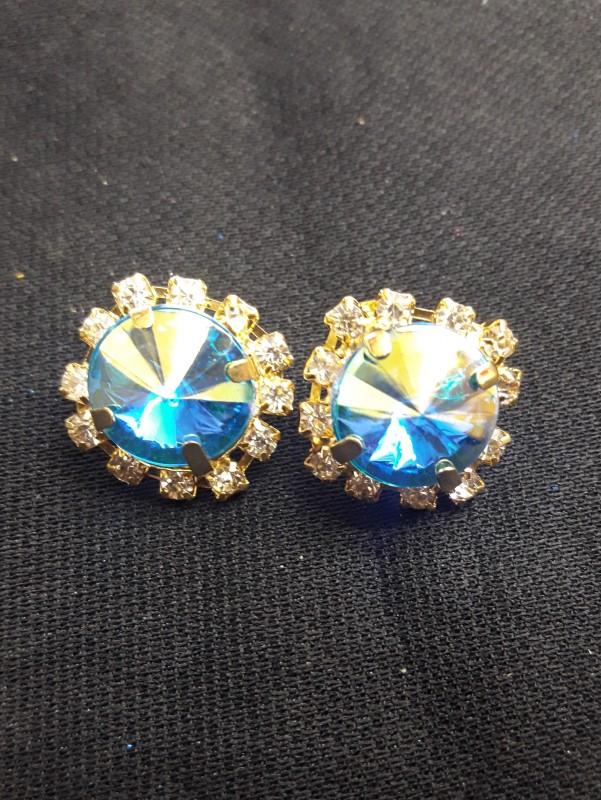 Piercing Bolinha Azul