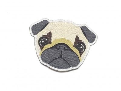 Patch Pug