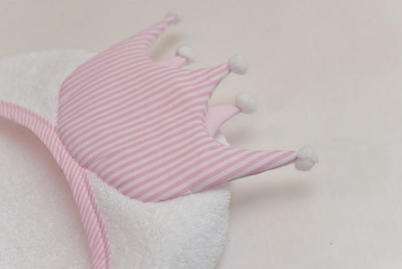 Toalha de Banho de Princesa