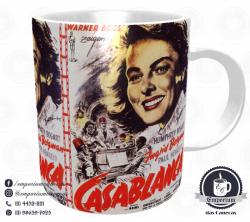 Caneca Clássicos do Cinema - Casablanca - Porcelana 325 ml 3