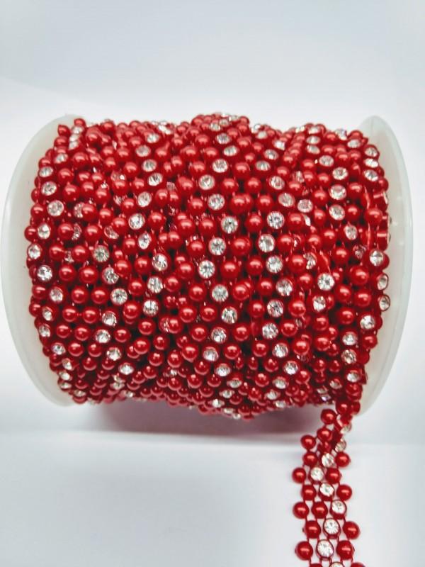 Rolo Pedra Magica Vermelha