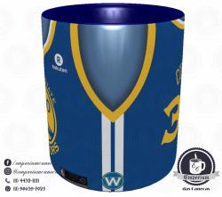 Caneca Golden State Warriors - Camisa 2018 Away - Porcelana 325 ml 2