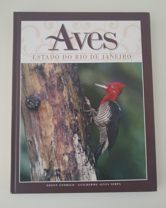 LIVRO: AVES DO RIO DE JANEIRO