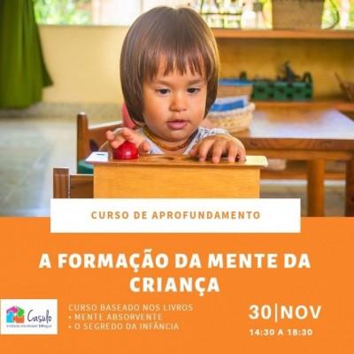 Curso de Aprofundamento - A Formação da Mente da Criança