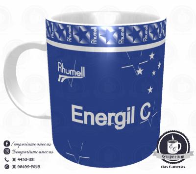 Caneca Cruzeiro - Camisa 1997 - Porcelana 325 ml