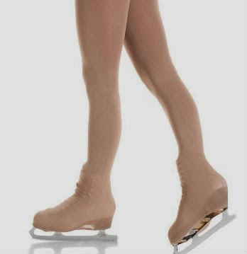 Meia calça de Patinação 85%  poliamida