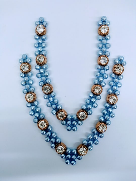 Trama Rainha Vitoria Azul