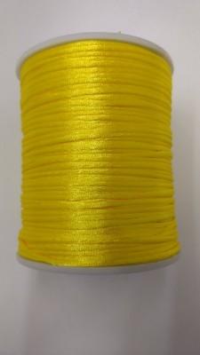 Fio de Seda Amarelo Canaro 1º Qualidade