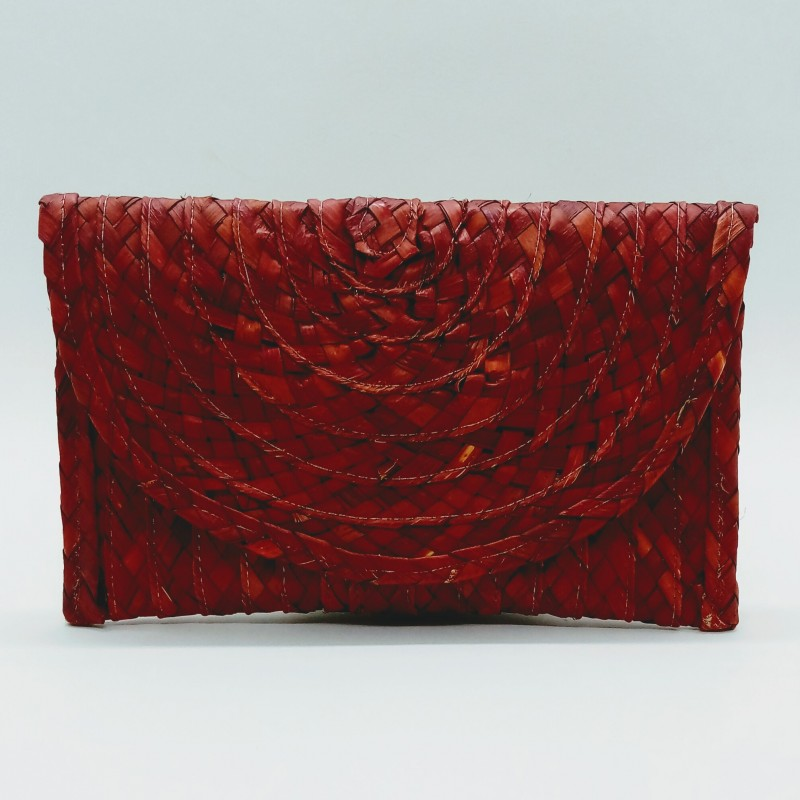 Carteira Carnaúba Vermelha