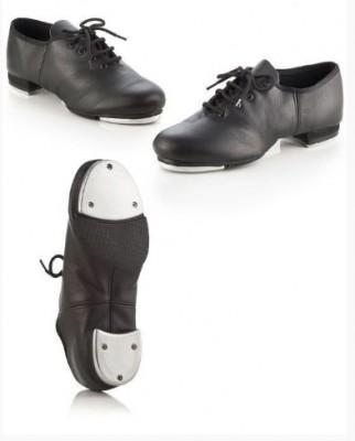 Sapato para sapateado c/ cadarço