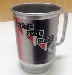 Caneca de Chopp São Paulo FC - Alumínio 600 ml 5
