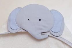 Toalha de Banho de Elefantinho 4