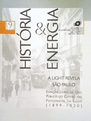 Caderno História & Energia (volume 9)